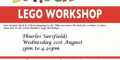 Thurles August Workshop